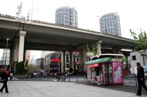 Luban Road Metro station