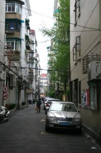 Nebenstraße Quxi Rd